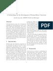 A Methodology for the Development of Forward-Error Correction
