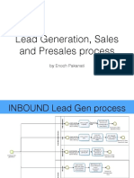 Sales Process Document