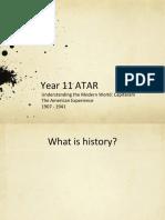 historical skills