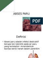 ABSES PARU