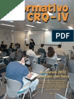 Informativo CRQ IV