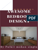 Awesome Bedroom Designs by Pulkit Mohan Singla (1)
