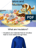 Insulators and Conductors