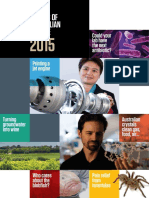 Stories of Australian Science 2015