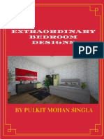 Extraordinary Bedrooms 2 by Pulkit Mohan Singla