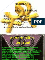 abnormalitas seksual.ppt 1 of 1