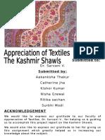 25012414 the Kashmir Shawl