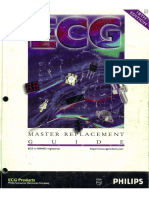 Ecg Master Replacement Guide