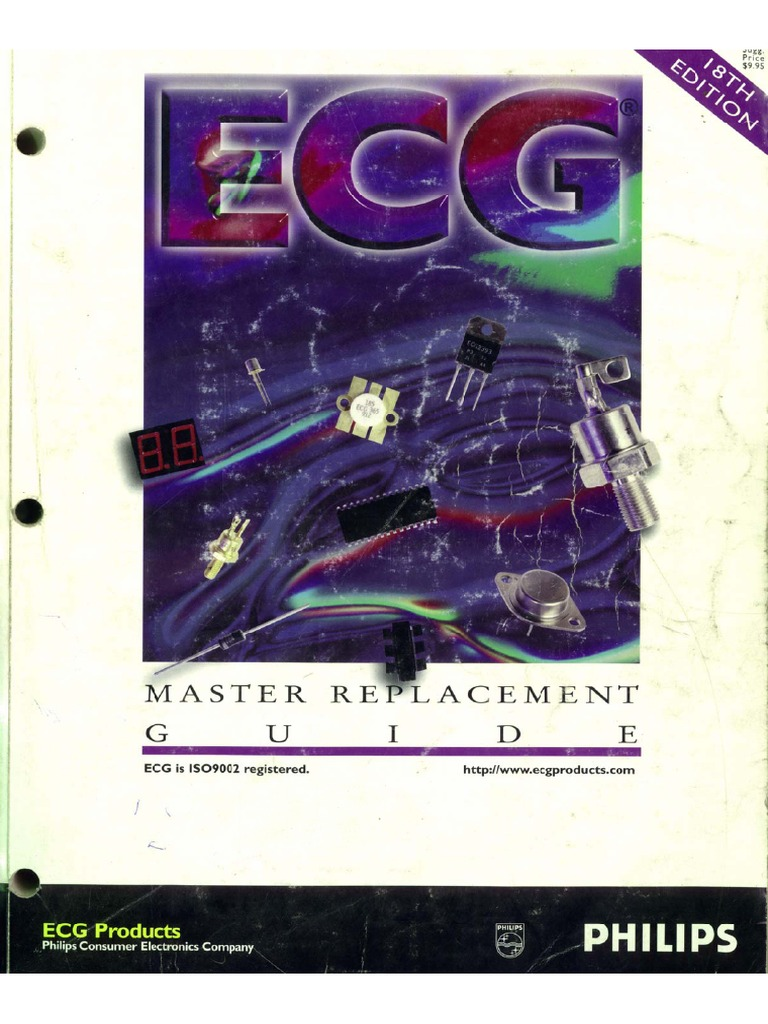 ecg master replacement guide rh fr scribd com Beginners Guide to Electronics Basic Electronics Guide