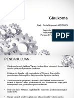 Glaukoma Ppt Final