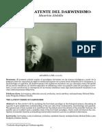 Mauricio Abdalla - La Crisis Latente Del Darwinismo