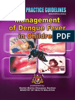 MANAGEMENT OF DENGUE FEVER IN CHILDREN.pdf