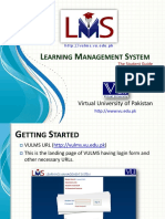LMS Student Guide