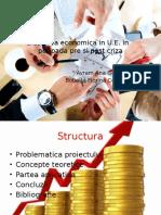 Cresterea Economica in UE
