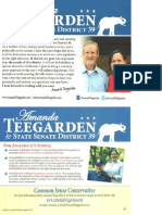 Amanda Teegarden for State Senate District 39