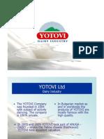 Presentation Yotovi Ltd