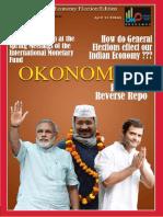Okonomist April Edition