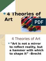 4 Theories of Art