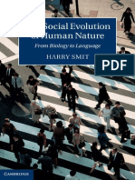 The Social Evolution of Human Nature_ From Biology to Language, 2014 Edition [PDF][Dr.carson] VRG