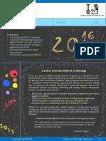 Newsletter SEMAT 160101
