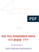 Proud to Be Indian (Stolen Movements) Album 01