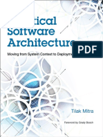 Practical Software Architecture ,Tilak Mitra 2016_IBM