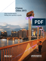 The State of Asian and Pacific Cities 2015