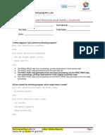 Base Unit Test Paper_2solution
