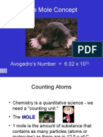 ppt- the mole concept