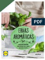 eBook Ervas Aromaticas