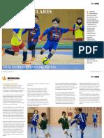 Juegos Populares en El Entrenamiento Del Futsal