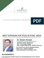Piles treatment in Pune