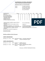 Programaciones 10-01-16