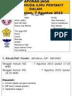 MR Jumat Malam 7 Agustus 2015