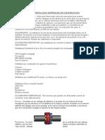 Uniones Metalicasy Materiales de Construccion