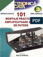 101 Montaje Practice de Amplificatoare Audio.pdf