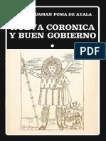 Nueva Cronica y Buengobierno Cap 1