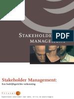 stakeholder management 2002
