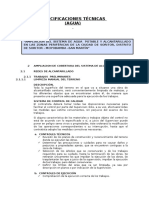 ESPECIFICACIONES TÉCNICAS DESAGÜE01