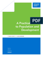 Guide Population Development