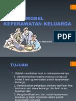 Teori Model Keperawatan Keluarga