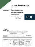 Unidades de Rm 3er Año 2014