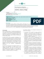 Araujo, 2011 Concepto de Asociación, Causa y Riesgo