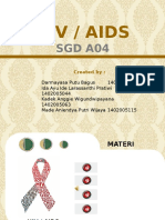 Ppt Hiv Aids Blok Infeksi