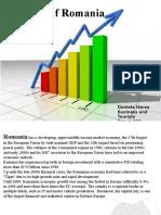economy of romania