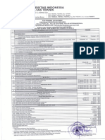 Kalender Akademik FT UI Semester Genap 2012-2013