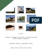 Manual Evaluare de Mediu Pentru Planuri Si Programe