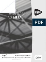 CIM - Manual de Metal