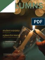 First Presbyterian Church of Orlando Magazine (November 2015 - January 2016)