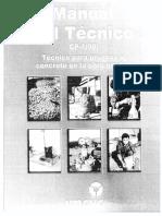 CP-1 (09) Manual del técnico para pruebas de concreto en la obra grado 1.pdf